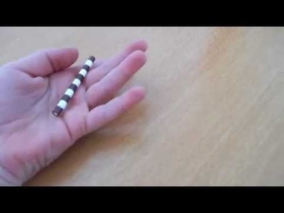 How to make Peppermint Sticks for your AG dolls