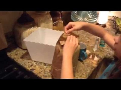 How To Make Popcorn in a Paper Bag