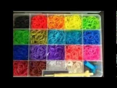 Huge rainbow loom giveaway!