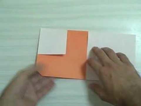 Origami - Love Letter.Card (in Arabic)