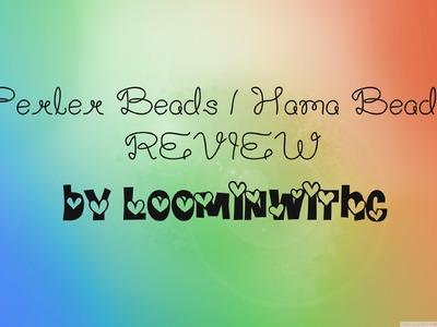 Perler Bead. Hama Beads Review