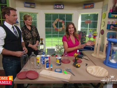 Time Out Chair for Kids - DIY by Tanya Memme (As Seen On Home & Family on Hallmark Channel)