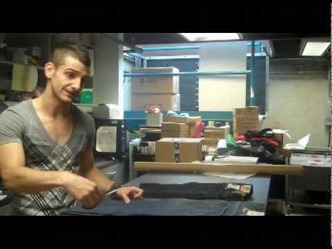 Universal Gear. Do-It-Yourself: Cut-Off Denim