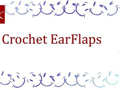 Crochet Ear Flaps - Crochet Stitch Tips