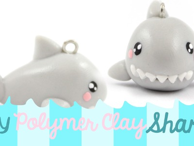 DIY Clay Shark | Kawaii Friday