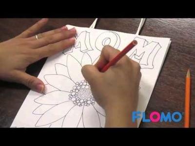 DIY Gift Bag Design for Mother's Day - FLOMO.Nygala Corp.