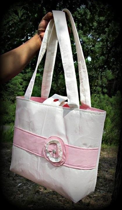 Handbag Strap Tutorial (Turned Method)