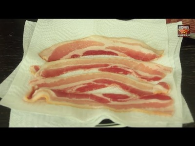 How to Cook Bacon in the Microwave - Food Hack