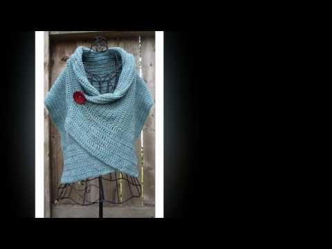 How to crochet celtic love knot scarf