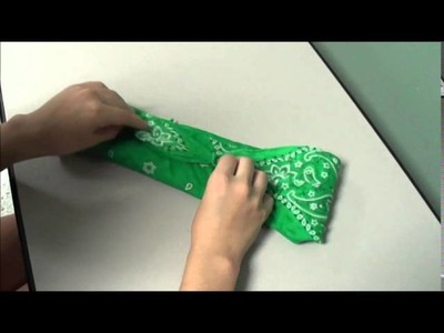 How To Make a Bandanna Bow