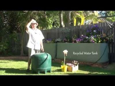 How To Make A Large Flower Pot D.I.Y.