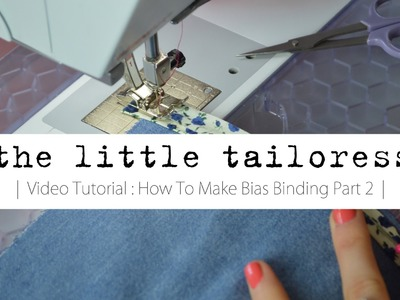 How to make bias binding | part 2