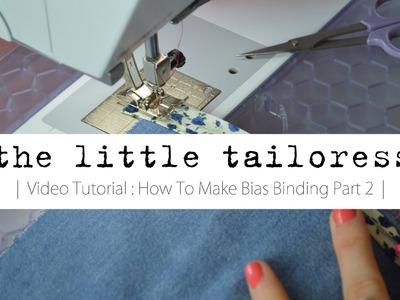 How to make bias binding   part 2