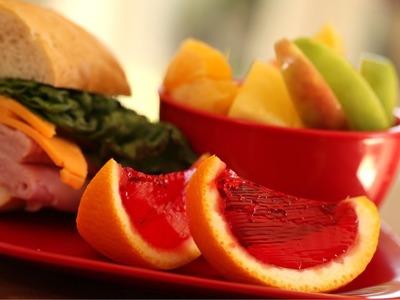 How to Make Gelatin Citrus Slices || KIN PARENTS