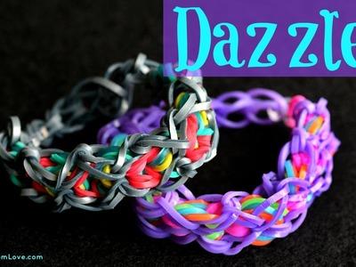 How to Make the Rainbow Loom Dazzle Bracelet