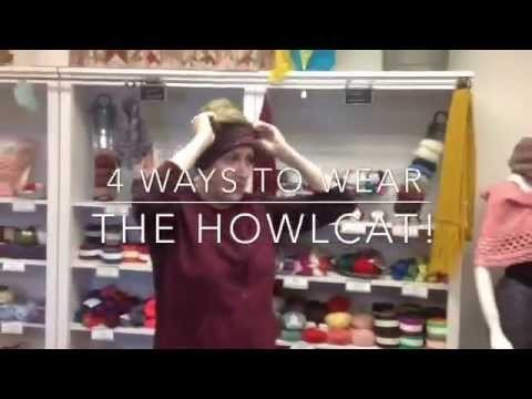 How to wear a Howlcat!