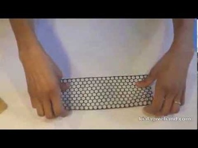 Hump Day How-To #4 (DIY Punchinella)