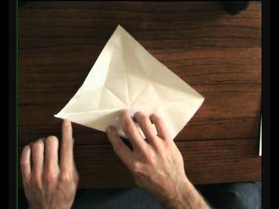 Origami Bird ~ ASMR ~ Mrheadtingles