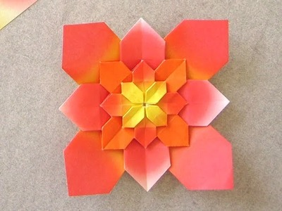 Origami how to make an origami envelope how to make an origami origami hydrangea by shuzo fujimoto mightylinksfo Choice Image