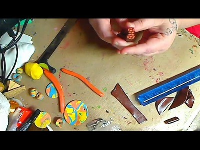 PLAYING WITH POLYMER CLAY- LIVE SHOW REPLAY