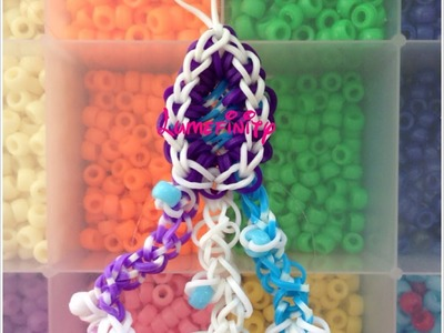 Rainbow Loom Mini Dreamcatcher