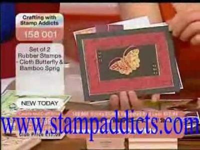 Stamp Addicts Amazing Glaze and Sticky Stuff Artwork
