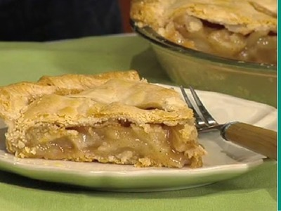 Apple pie recipe - How to make apple pie