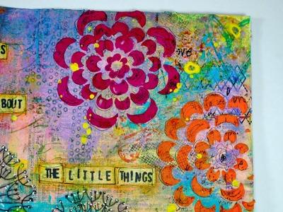Art Journal: The Little Things