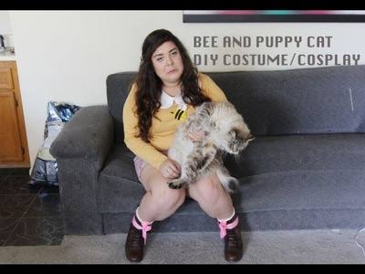 Bee and PuppyCat! [DIY costume.cosplay]