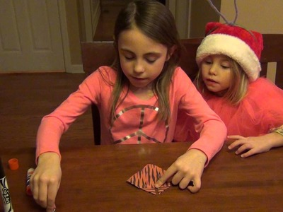 Cheetah Origami - Craft Crazy Kids