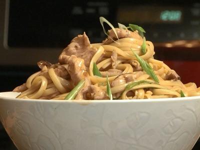 Chicken Recipes - How to Make Chicken Lo Mein