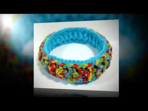 Crochet keychain tutorial