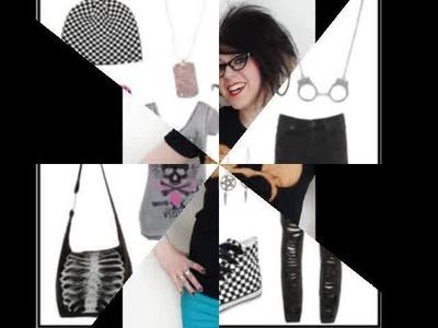 DIY Emo Clothes Ideas