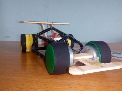 [DIY] How To Make  F1 RC MINI, DIY Formula 1 Remote control, F1 Racing Car