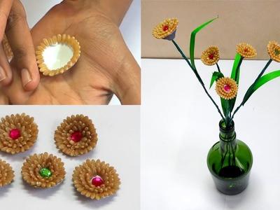 DIY - How to Make Wheats Flower Vase Tutorials