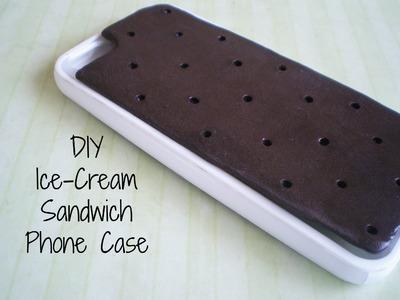 DIY Icecream Sandwich Phone Case!