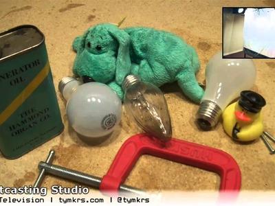 DIY Netcasting Studio: Lighting RE Darren Kitchen & Kyle Free