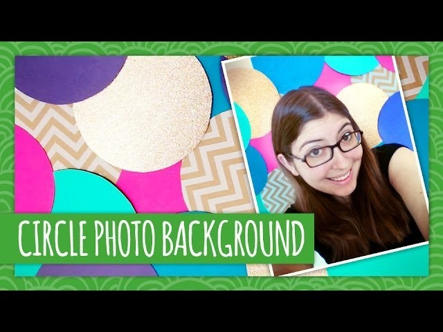 DIY Photo Booth Background