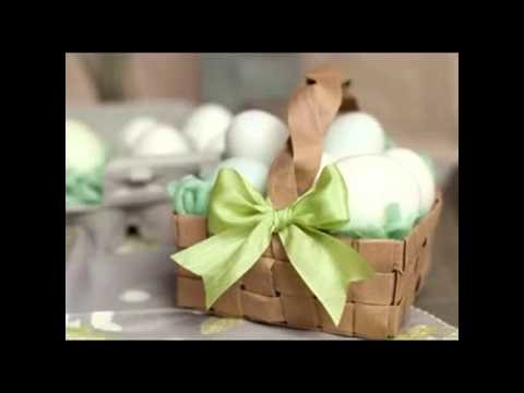 Easter basket craft ideas