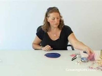 Growing Kids- How to Make Twinkling Twirlers