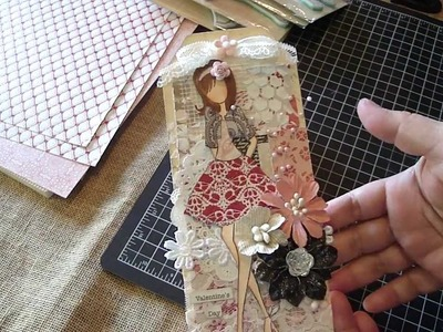 Handmade Box for your Prima Doll Tags