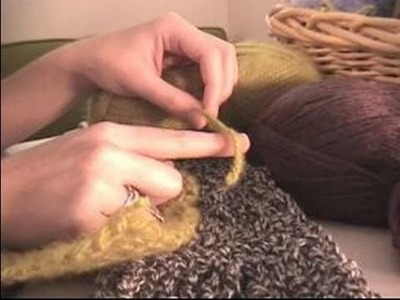 How to Crochet Beanies : Basic Yarns Used to Crochet a Beanie