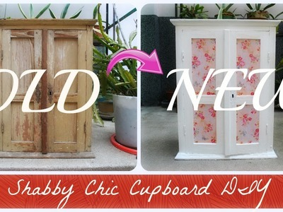 How to give OLD FURNITURE a facelift ♡ BUDGET FRIENDLY!