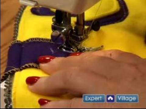 How to Make a Dog Coats : Finishing Touches for Your Dog Coat