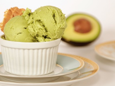 How to Make Avocado Ice Cream | Eat the Trend