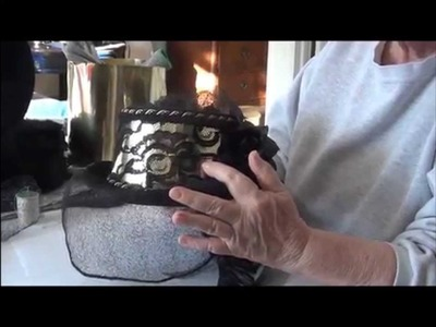 HOW TO MAKE THE BLACK ROSE STEAMPUNK TOP HAT