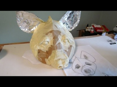 Hyena Mask, Part 1