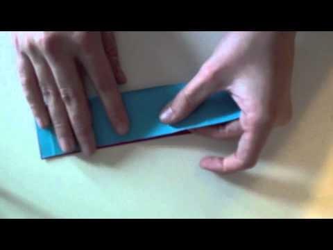 Origami Mini Magic Ball (Part One)