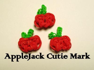 Rainbow Loom Apple.AppleJack Cuite Mark(My Little Pony) - How to