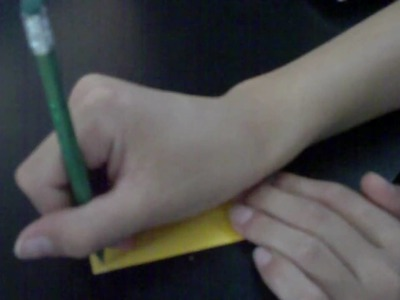RP: How to Use a Mechanical Pencil :)